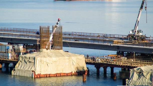 Керченский мост в Крыму