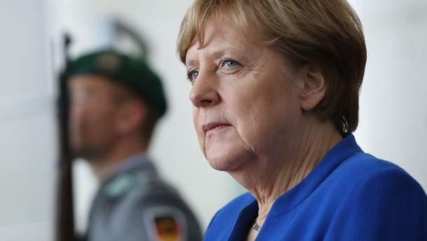 Вопрос аннексии Крыма для Меркель – личное дело