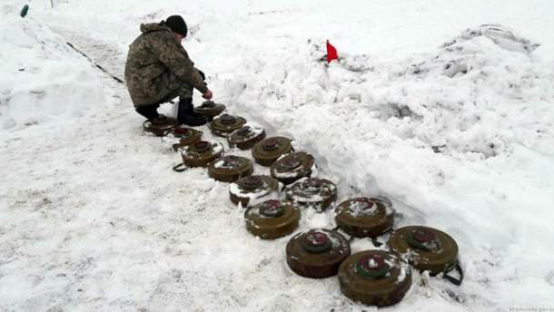 Українські військові провели видовищні навчання