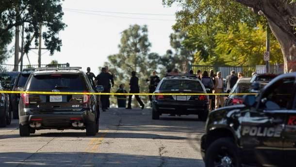 У Лос-Анджелесі у школі сталася стрілянина