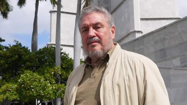 Фідель Кастро Діас-Баларт