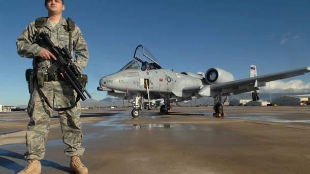 Военно-воздушные силы США (иллюстрация)