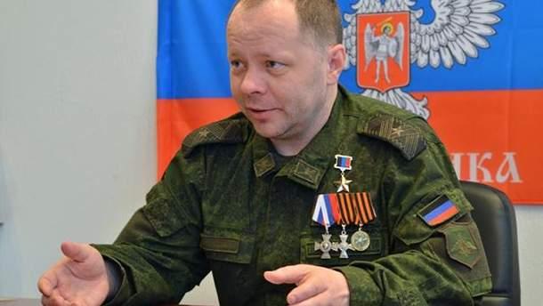 """Замах на """"міністра оборони ДНР"""" Володимира Кононова був інсценізований"""