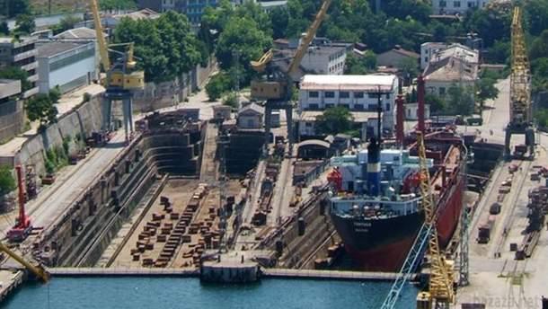Севастопольский морской завод имени Орджоникидзе