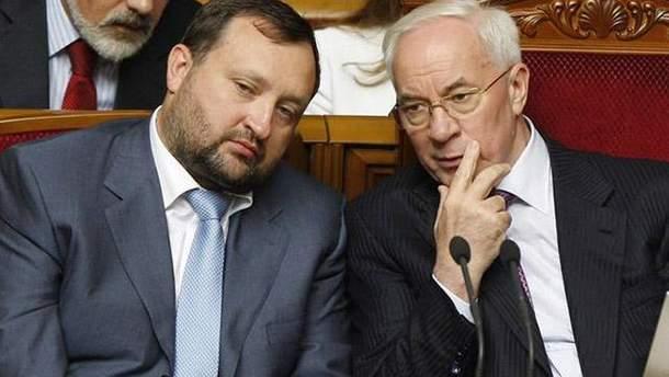 В Украину могут вернуться чиновники времен Януковича