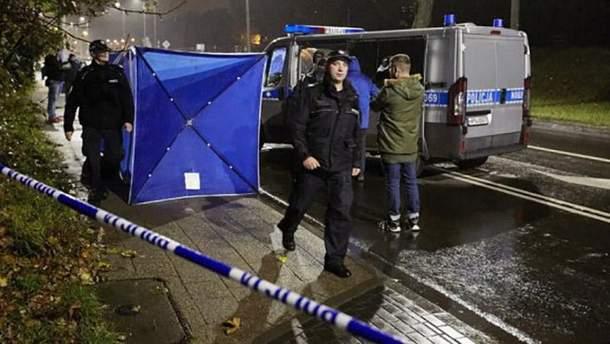 Жестокое убийство в Польше