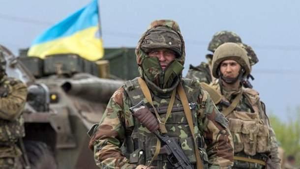 Українські військові взяли під контроль селище Катеринівку на Донбасі