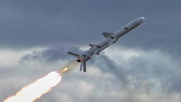 Турчинов розраховує, що ЗСУ наступного року отримають вітчизняну крилату ракету