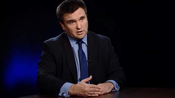 Клімкін прокоментував роботу у Криму Adidas та інших компаній