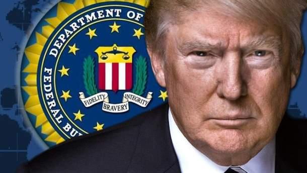 Трамп проти ФБР:  президент США дозволив оприлюднити компромат на агенство розслідувань