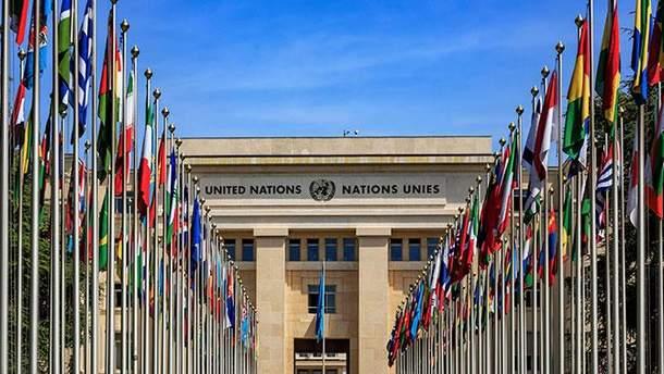 В ООН заявили о многочисленных случаях харассмента среди своих работников