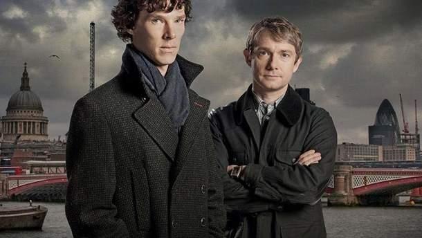 """Чи буде продовження серіалу """"Шерлок"""""""