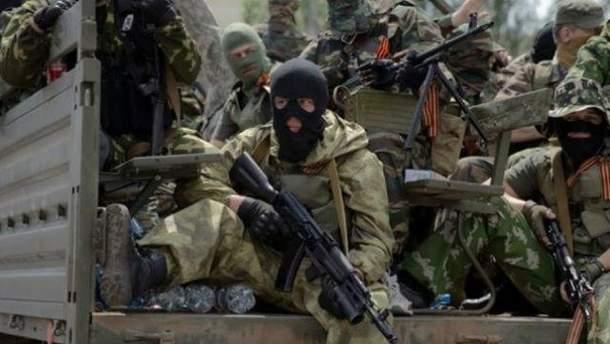 Боевики экстренно стягивают силы к Новоалександровке