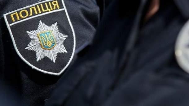 Справою підпалу відділення банку займається поліція