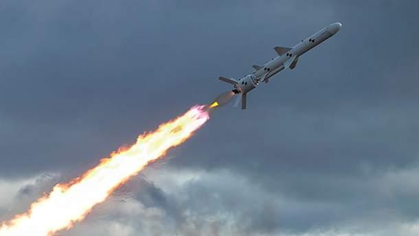 Перша українська крилата ракета