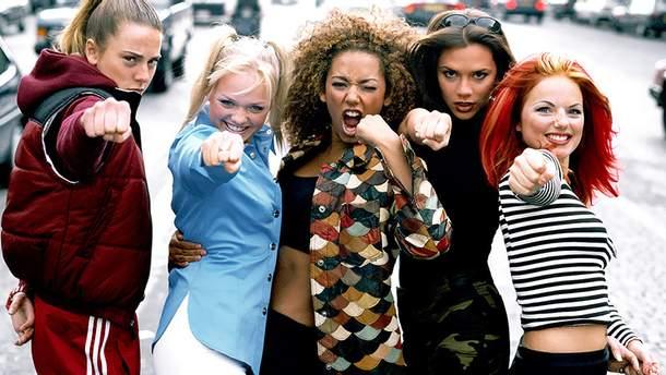Spice Girls воссоединились