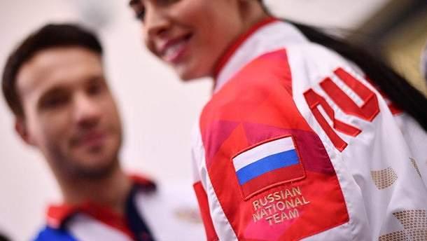 Західні ЗМІ обурені допуском російських спорстменів до Олімпіади-2018