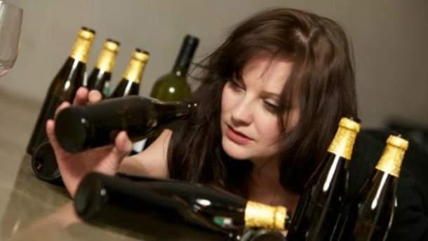 Алкоголизм способствует раку,
