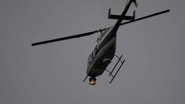 В Канаді розбився вертоліт