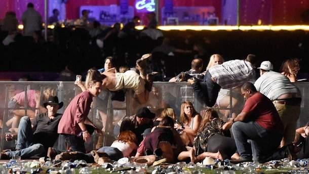 Стрельба в Лас-Вегасе