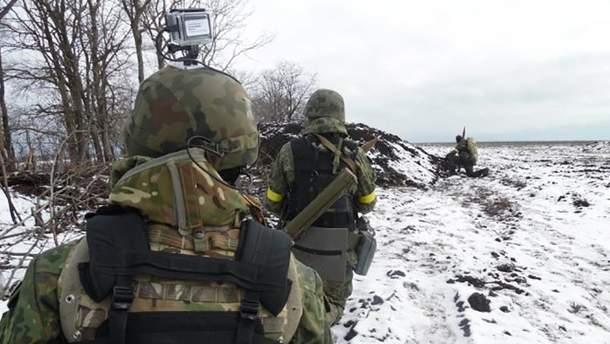 Боевики на Донбассе осуществили 4 обстрела украинских позиций
