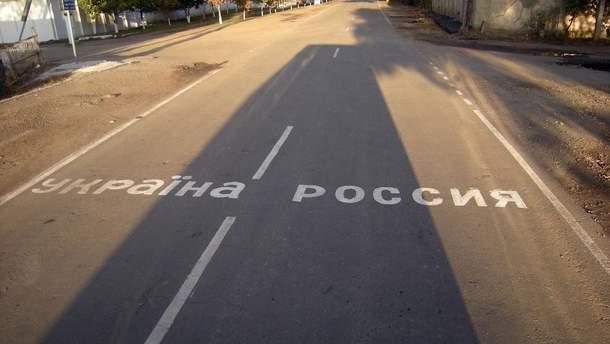 Россияне официально работают в Украине