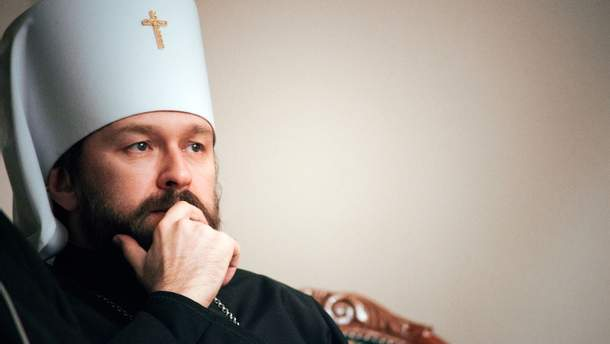 Російський митрополит Іларіон заявив, що недозрів до iPhone Х