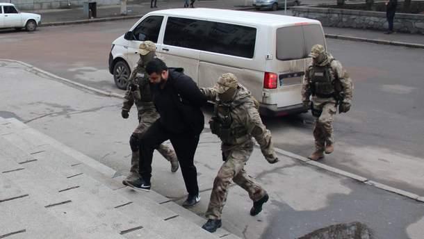 У Житомирі підозрюваному в умисному вбивстві не змогли обрати міру запобіжного заходу