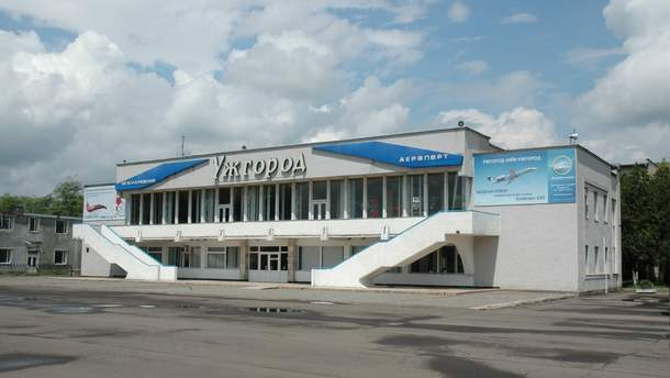 Ужгородський аеродром