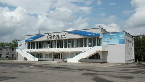 Ужгородский аэродром
