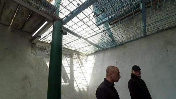 Бунт заключенных Замковой колонии