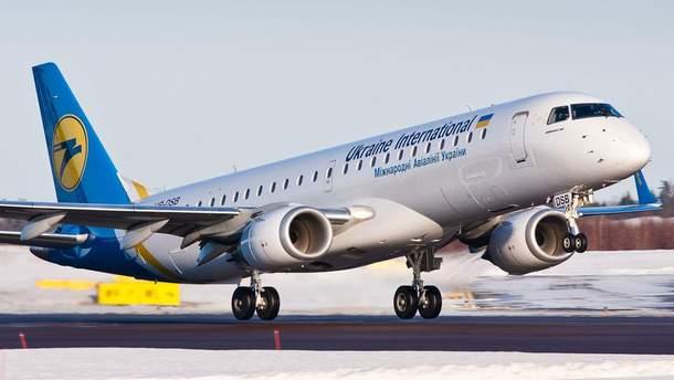 Самолет МАУ совершил экстренную посадку в Грузии
