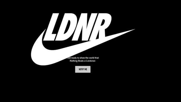 LDNR від Nike