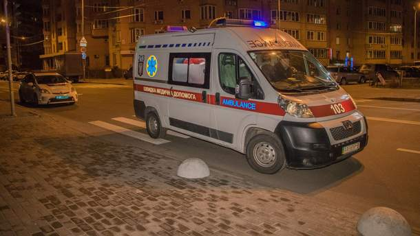 В Киеве неизвестные открыли огонь по мужчине
