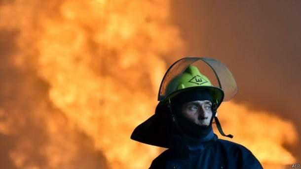 Пожары унесли жизни 52 украинцев