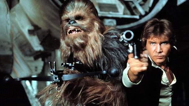 Хан Соло: Звездные войны. Истории: трейлер фильма