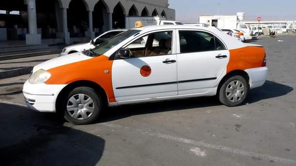 Такси в Омане