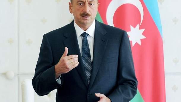 В Азербайджані оголосили позачергові вибори президента