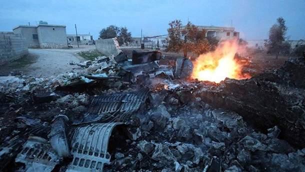 Сбитие российского Су-25 в Сирии может разгневать Кремль в отношении Турции