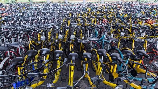 Uber запустив сервіс для оренди велосипедів