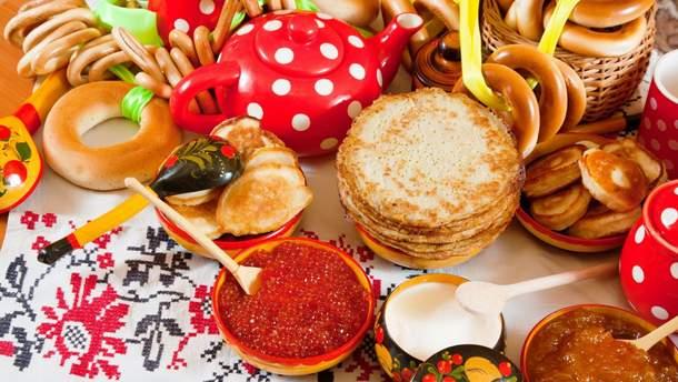 Блюда на Масленицу: идеи, что приготовить кроме блинов