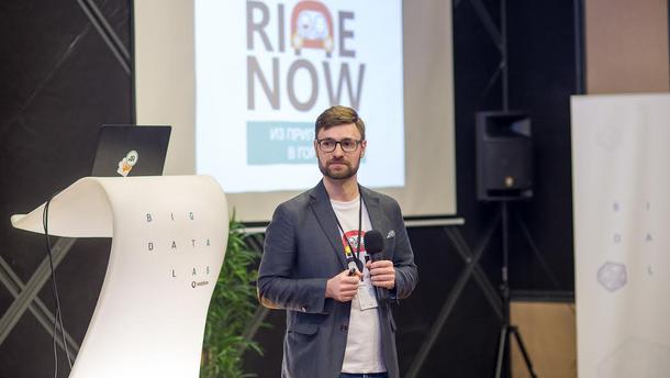 Переможцем глядацьких симпатій став проект Ride Now