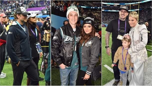 Звезды на Super Bowl-2018