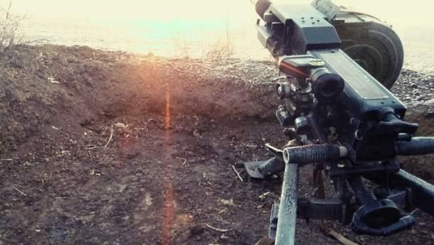 Силы АТО провели успешную операцию на Светлодарской дуге