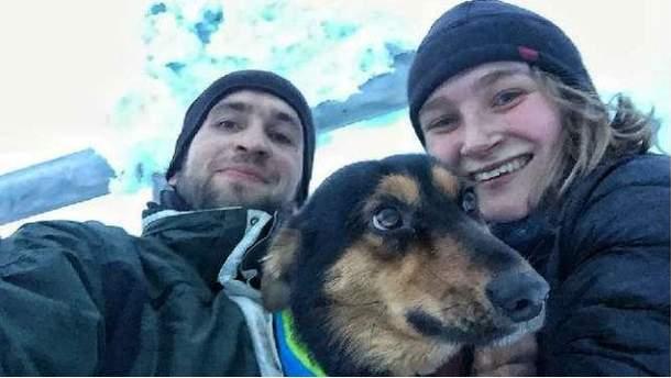 Врятована у горах туристка поділилась емоціями пережитого