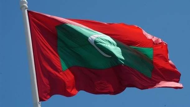 На Мальдівах ккриза