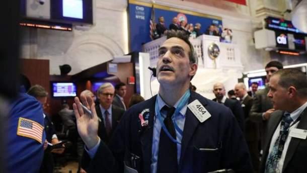 Фондова біржа в США