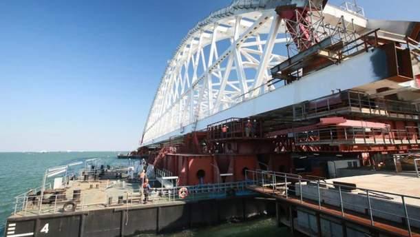 """Через 3-4 года мост переименуют из """"Керченского"""" в """"Мертвый"""""""