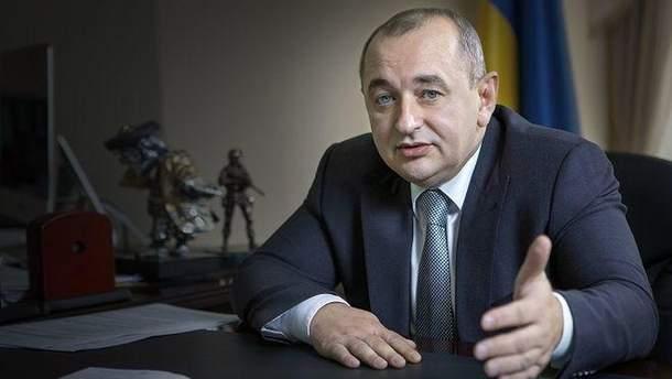 Матиос поддерживает легализацию оружия в Украине