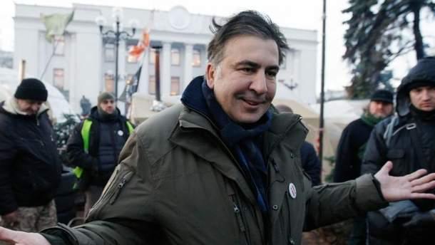 Саакашвили – лишь катализатор протестных настроений